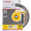 Bosch dijamantska rezna ploča 230 x 22,23 x 2,4 x 15 mm Best for Universal 2608603633 2